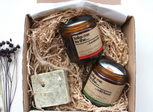 Natural mood - giftbox