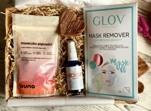 Spa z maską do twarzy - giftbox
