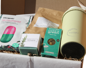Be Green - giftbox